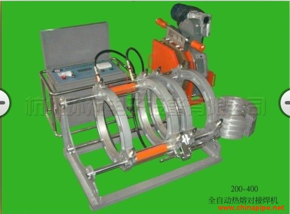 广州pe管热熔焊机 全自动热熔焊机 PE管全自动热熔焊机